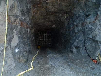 Underground Leaky Feeder